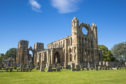 Elgin Cathedral, also known as the 'Lantern of the North'