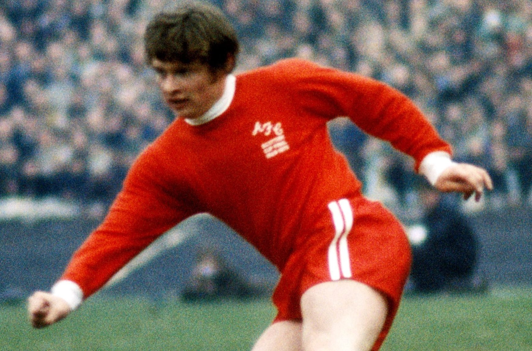 Joe Harper opened the scoring in the 1970 Scottish Cup final.