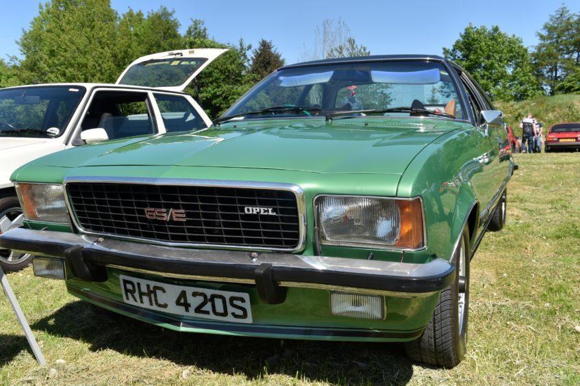 Opal Commodore 1978