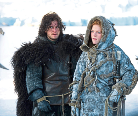 Kit Harrington and Rose Leslie will tie the knot at Wardhill Castle next month