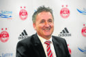 Aberdeen vice-chairman Geirge Yule is stepping down after a prostate cancer scare last year
