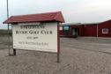 Strathlene Golf Club, near Buckie.