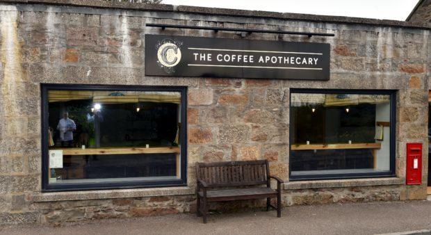 The Coffee Apothecary in Ellon