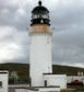 Cape Wrath Lighthouse on the most north westerly point of the British Mainland