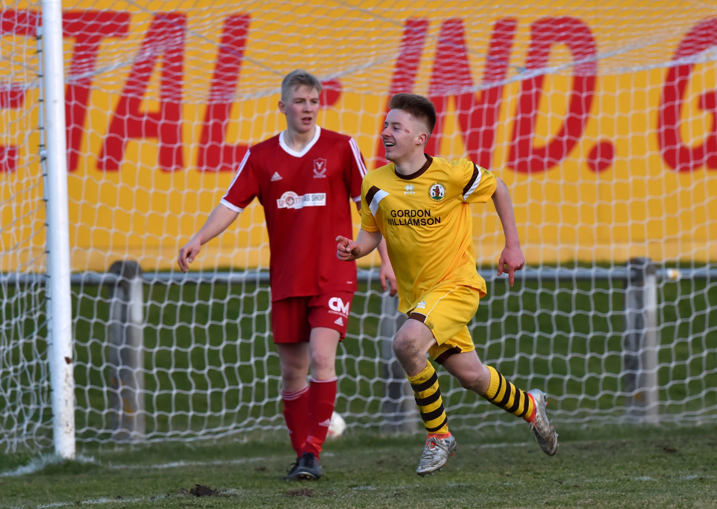 Andrew Macrae impressed on loan at Forres last season and Peterhead boss Jim McInally would like to bring him to Balmoor.