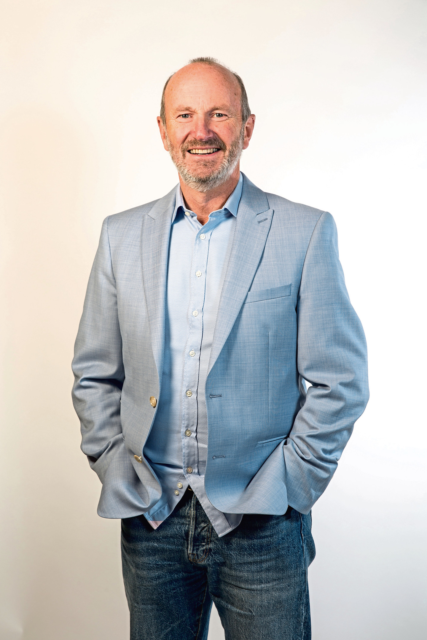 Fred MacAulay has no regrets about giving up his accountancy career