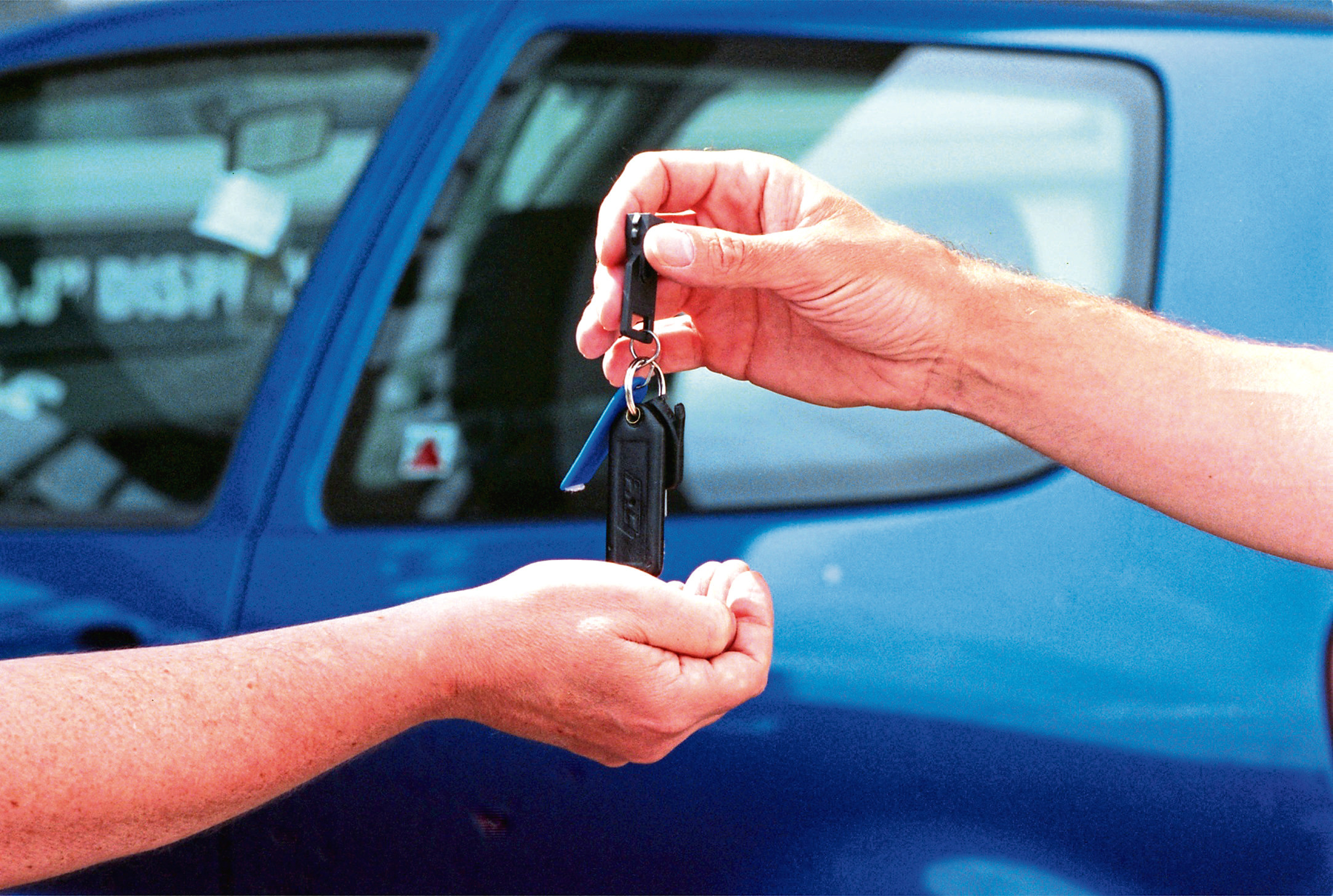 Picture to go with Ian Forsyth's story on car buying. CAR KEYS