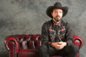 Chris Grahamson plays the country legend Willie – or could it be Garth Brooks? Photographs by Scott Rylander