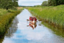 Secrets of Spynie: Paddle and A Plod, part of the Moray Walking and Outdoor Festival