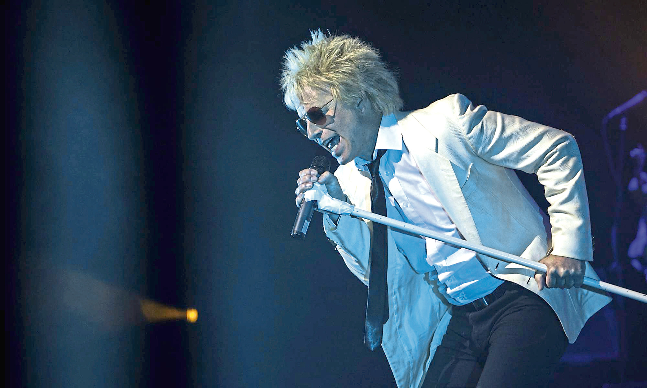 SOME GUYS HAVE ALL THE LUCK THE ROD STEWART STORY