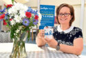 Julie Scoullar from Sue Ryder Dee View Court in Kincorth.