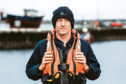Scottish Sea Farms' Phil Boardman was awarded the accolade of producer of the year