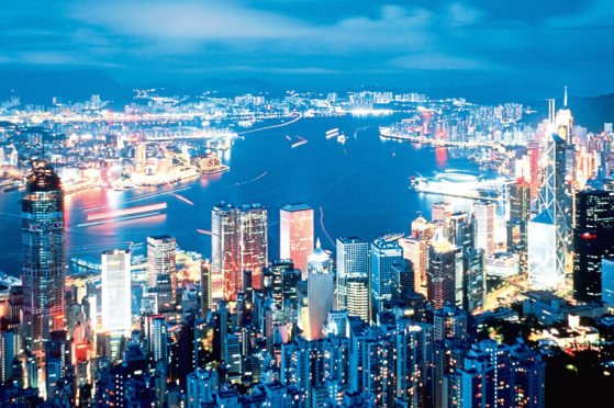 Hong Kong was ranked second last year but is now top following a decline in Luanda's housing market