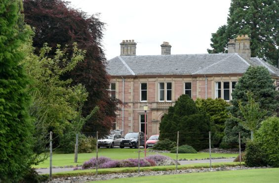 The Scottish Agricultural College in Inverness. Picture by Sandy McCook