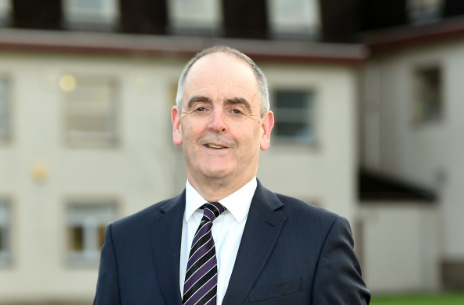 Graham Jarvis, Moray Council's acting director of education and social care.