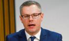 Former Finance Secretary Derek Mackay.