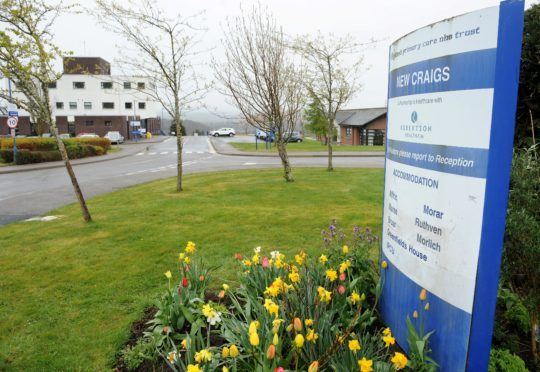 New Craigs Hospital where a patient was misdiagnosed and given the wrong medication.