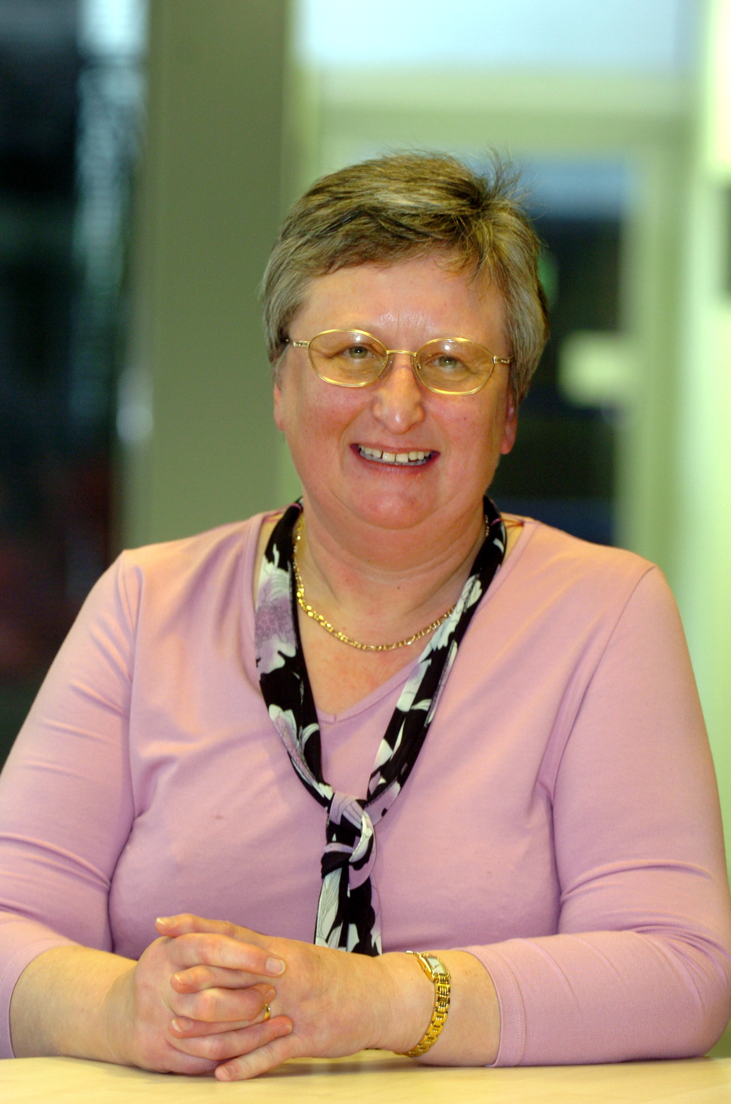 Isabel Grant has been awarded the British Empire Medal for services to the Aberdeen business community