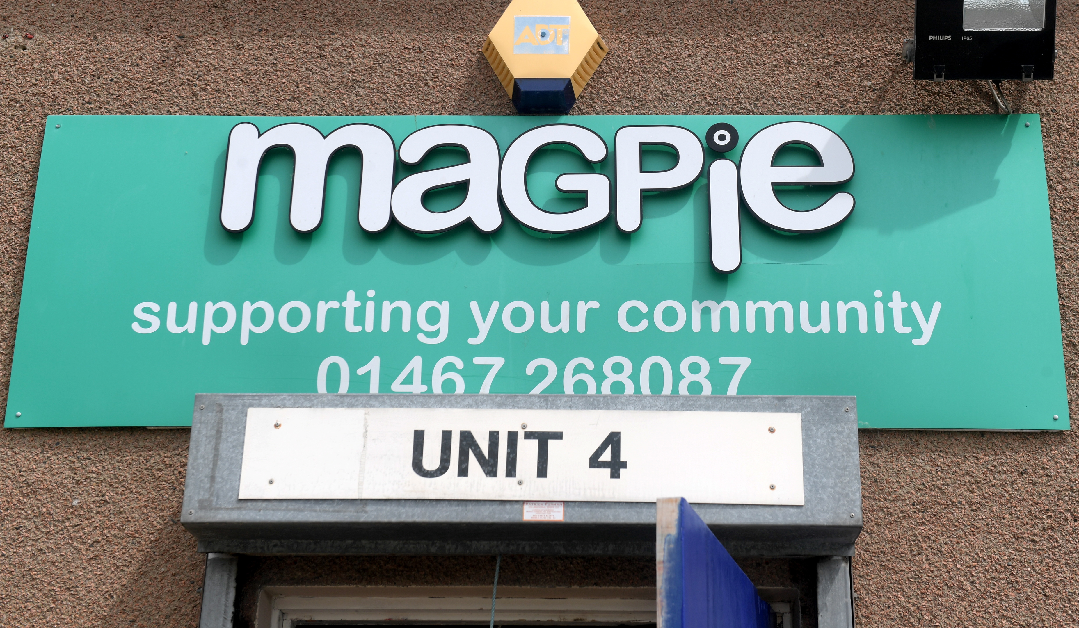 Magpie in Inverurie is closing down