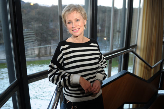 Sally Magnusson founded the Playlist for Life programme in 2013