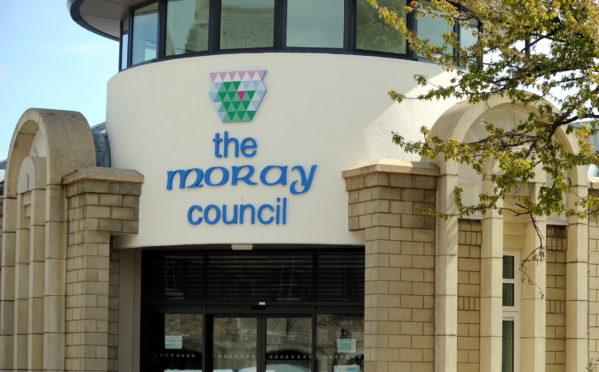 Moray Council in Elgin.