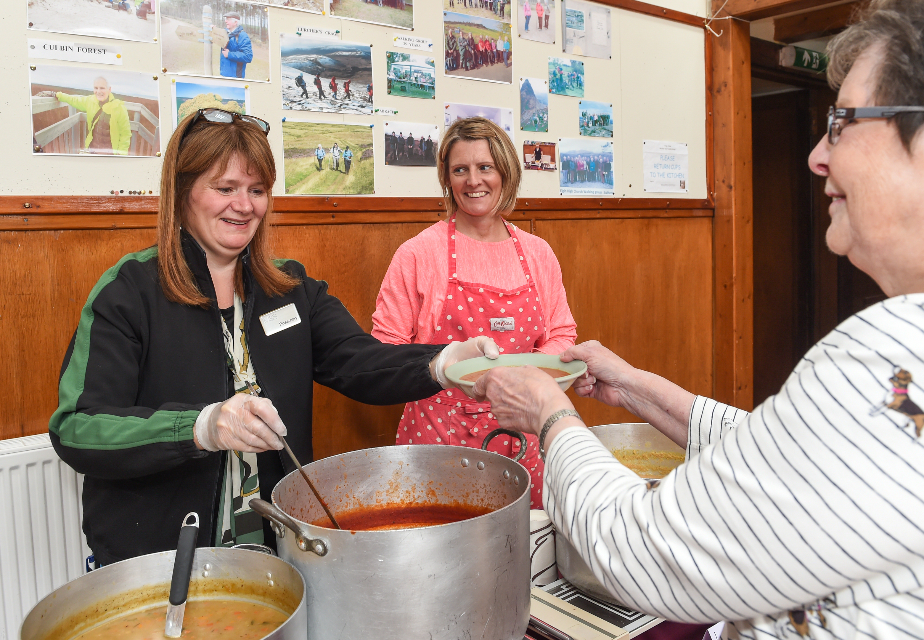 Moray food bank serves people in need all over the region