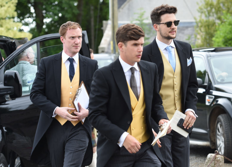 Celebrity guests, family and friends attending the wedding of Rose Leslie and Kit Harington
