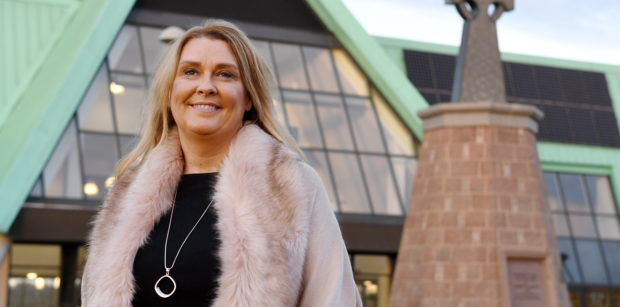 Councillor Dianne Beagrie feels Peterhead Together for Good is going from strength to strength.