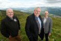 Malcolm Roughead chief executive of Visit Scotland yesterday held a series of business meetings at the Nevis Range ski area on Aonach Mor near Fort William. Picture by Sandy McCook
