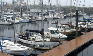 The new facility, called The Ledge, is expected to be built at Inverness Marina
