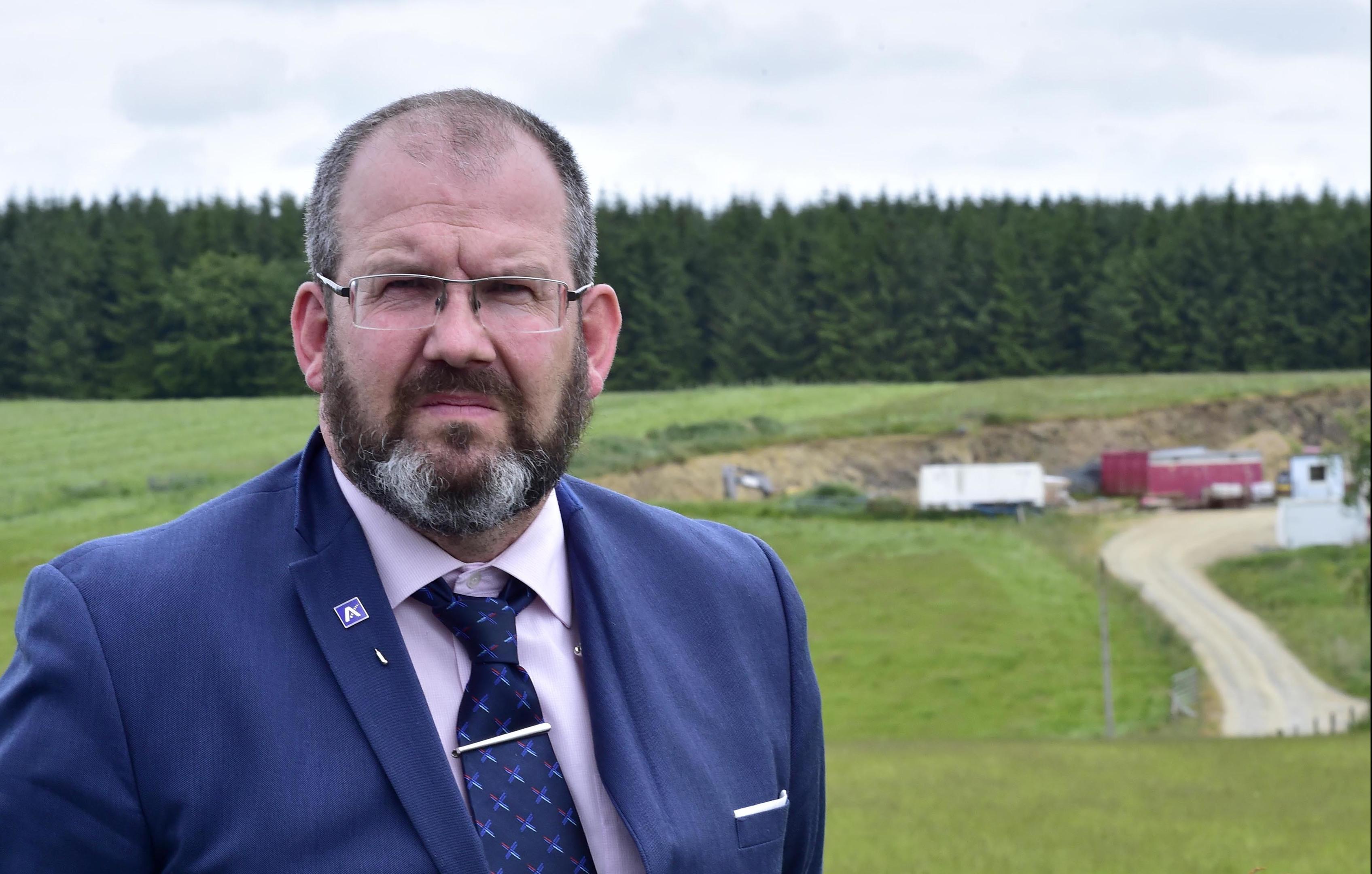 Councillor Mark Findlater