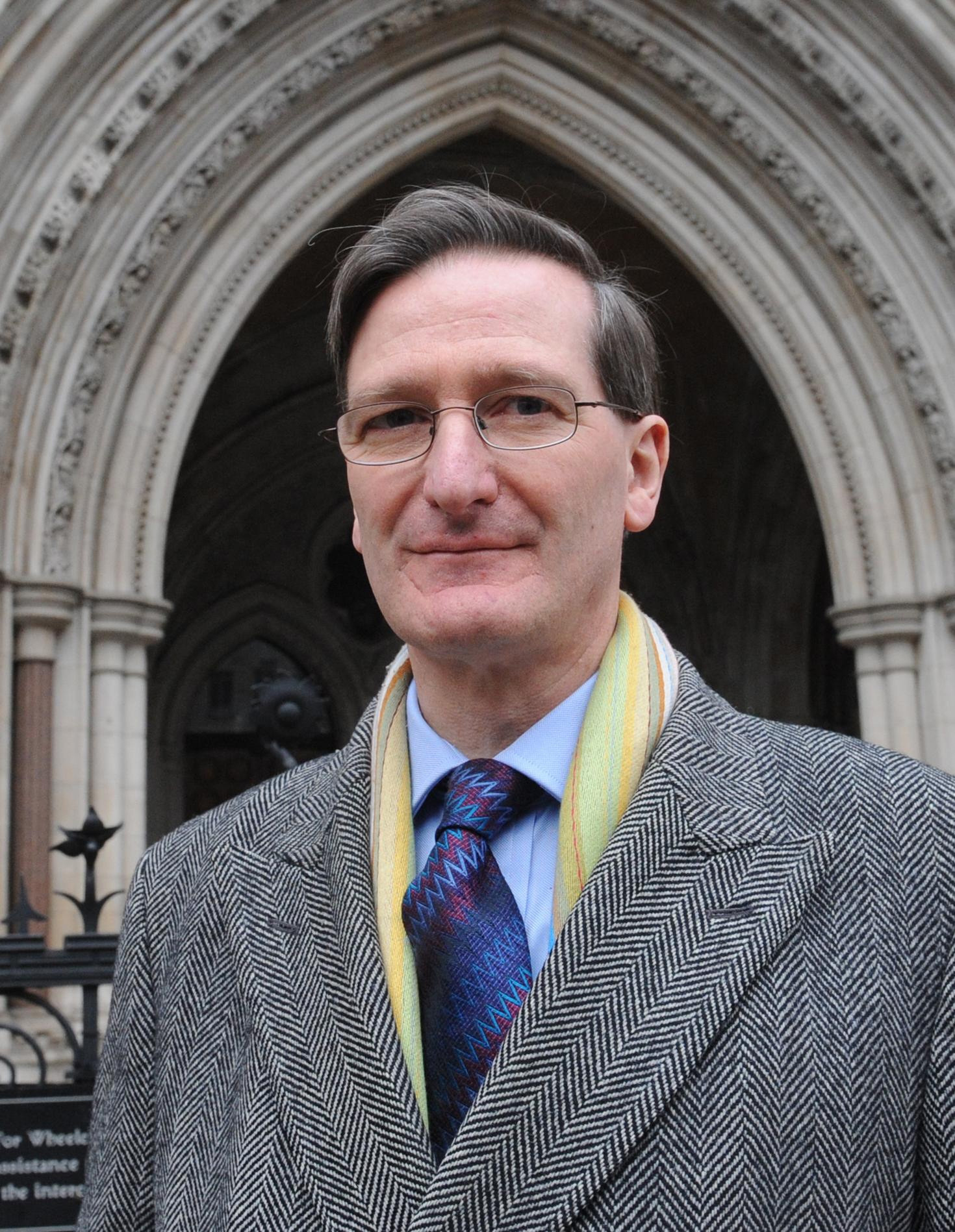 Dominic Grieve has been dubbed the Grand Old Duke of York