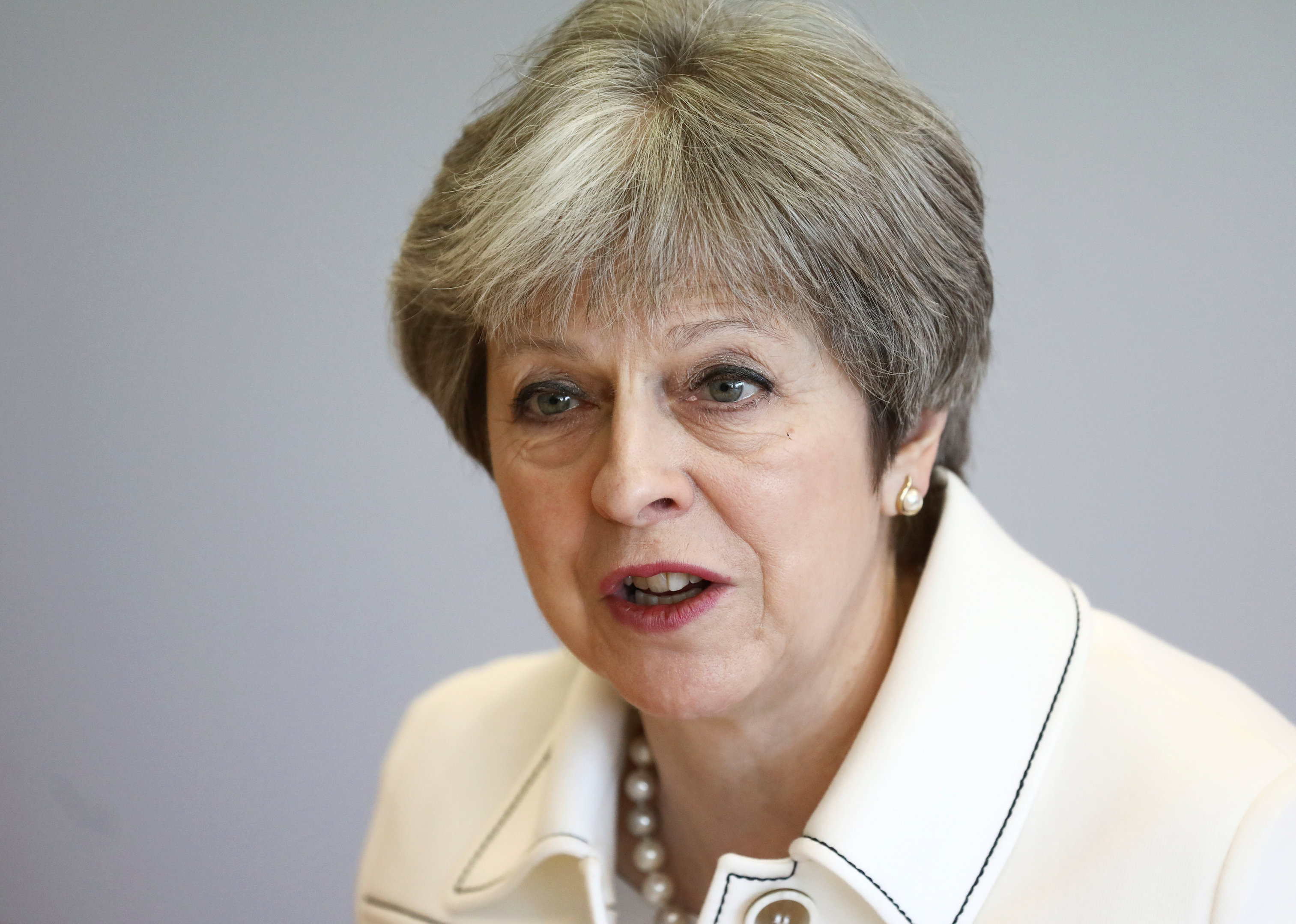 Theresa May set the review up in July