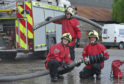 Braemar's crew tries out the new kit