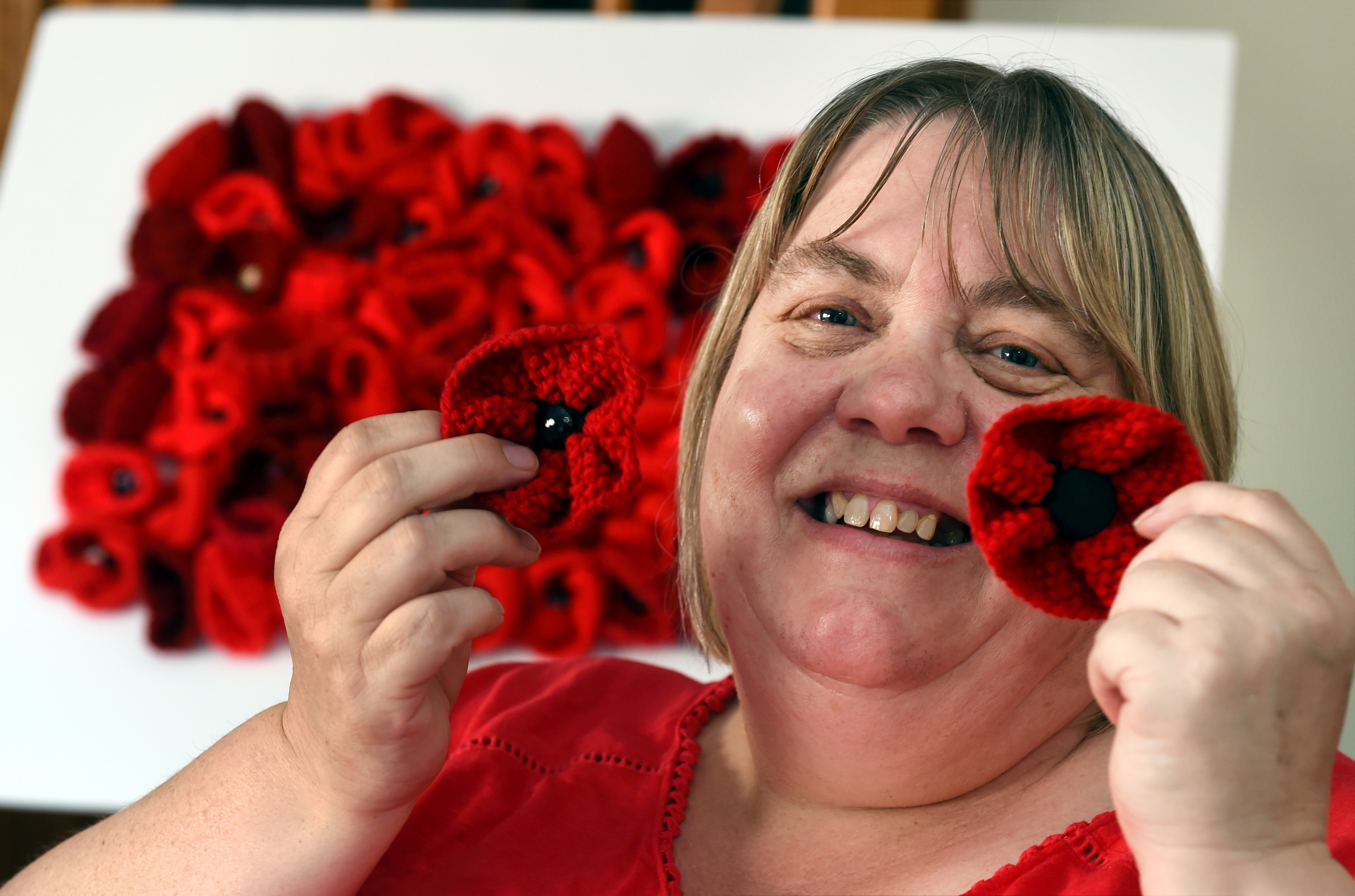 Nancy Duncan from Peterhead