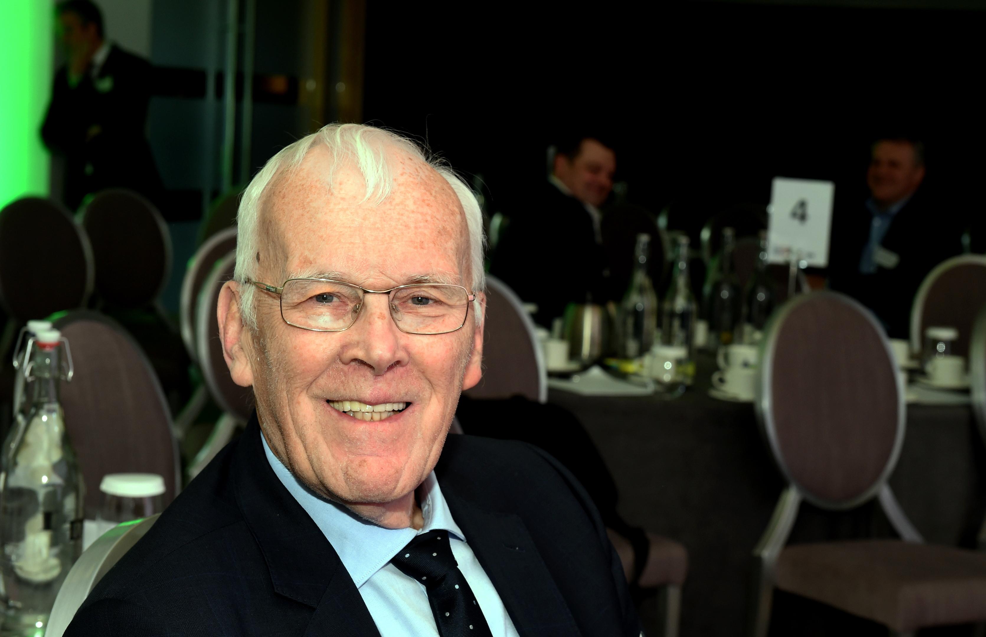 Sir Ian Wood.