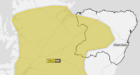 The Met Office has issued a warning today
