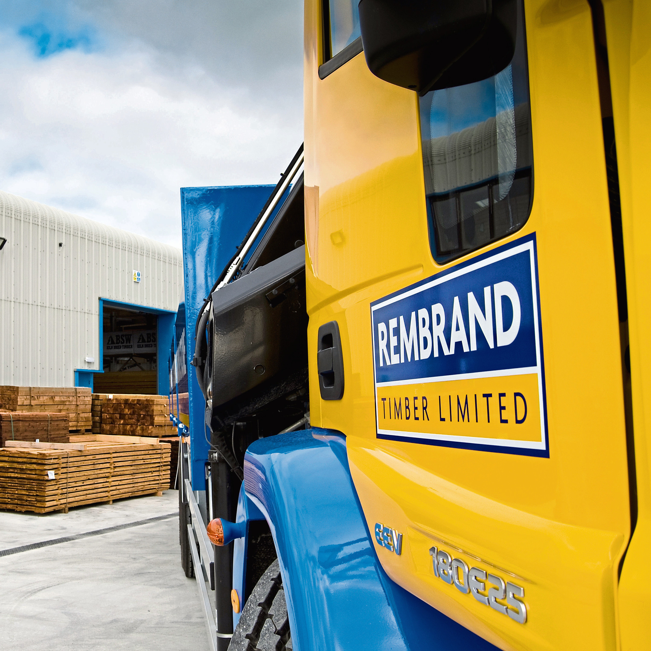 Timber merchant Rembrand has merged with Thornbridge Sawmills.
