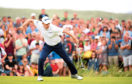 Russell Knox triumphed at the Irish Open.