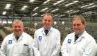 Colin Slessor, John Angus and Tim McDonald.