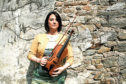 Carley Williams, festival director of the North Atlantic Fiddle Convention