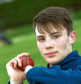Aberdeenshire's Owen Davies excelled against Arbroath