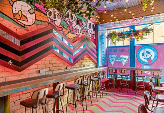 Mexican Street Food Brand Muchacho Expands into Dundee
