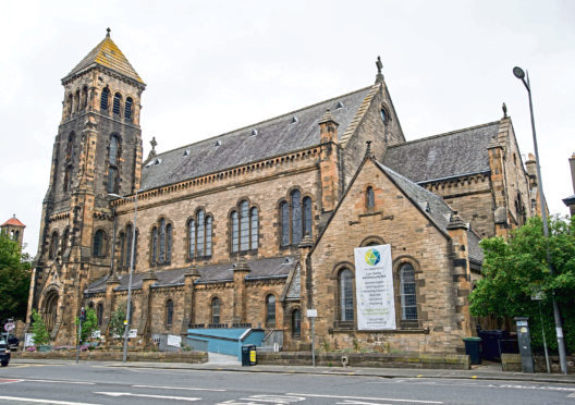The service operates out of the Eric Liddell centre in Edinburgh