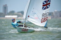 Day three of the 2018 Youth Sailing World Championships in Corpus Christi, USA.