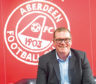Pictured is Aberdeen FCs Rob Wicks who has been appointed the clubs new commercial director.