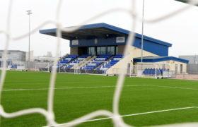 Cove Rangers' Balmoral Stadium.