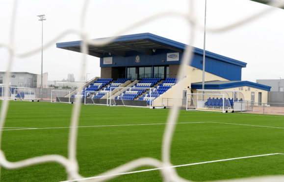 Balmoral Stadium will host League One football this season