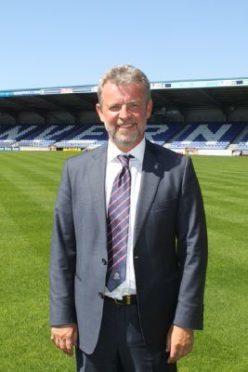 Inverness chairman Ross Morrison.
