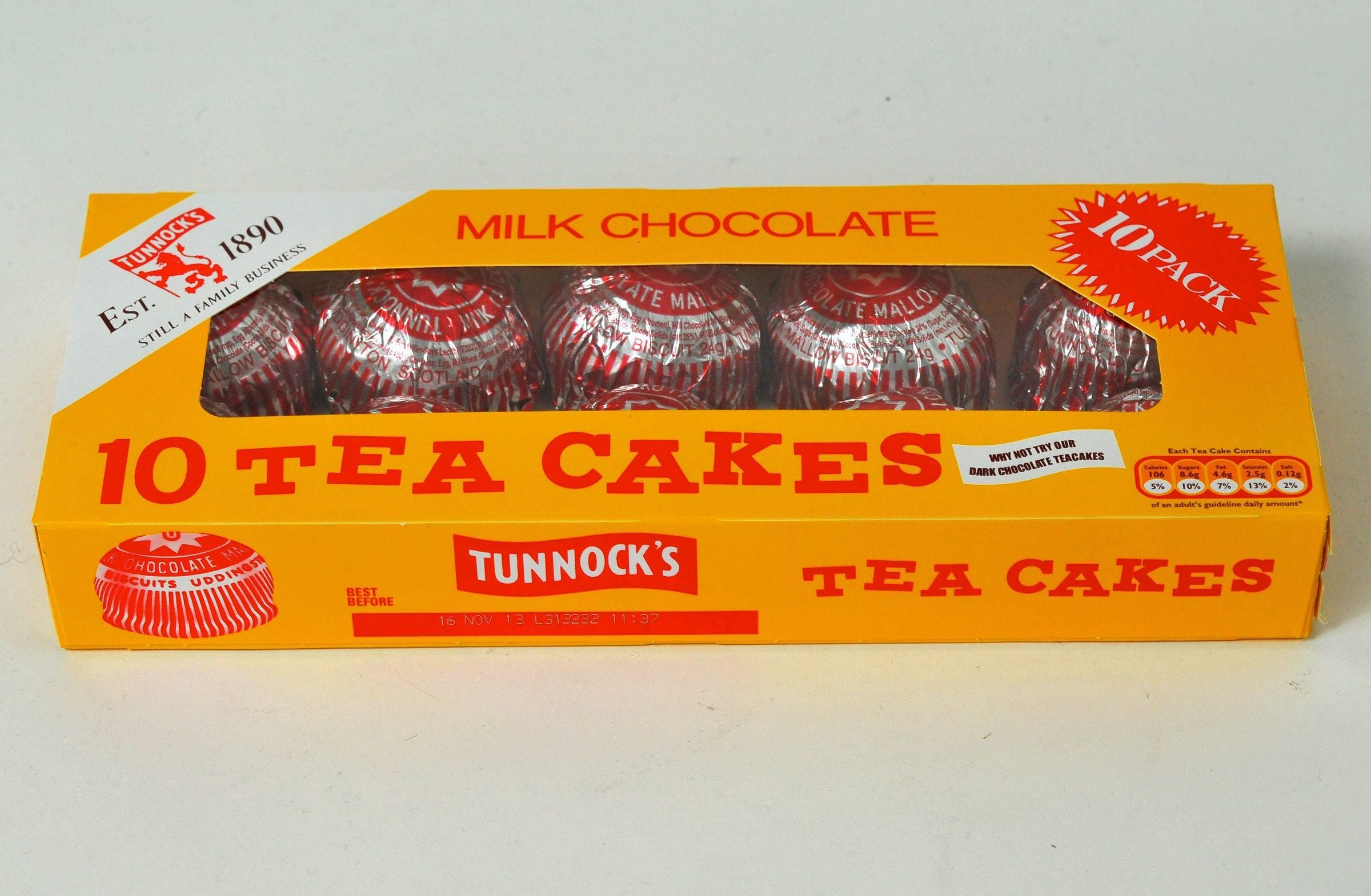 The World Tunnock's Teacake Eating Championship will challenge participants to guzzle as many of the marshmallow-filled treats as possible within four minutes.